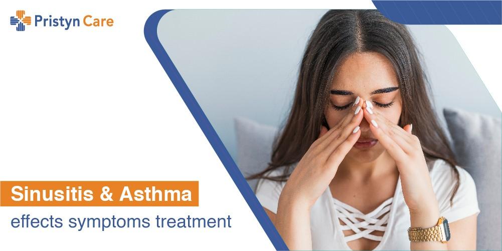 Sinusitis vs Asthma