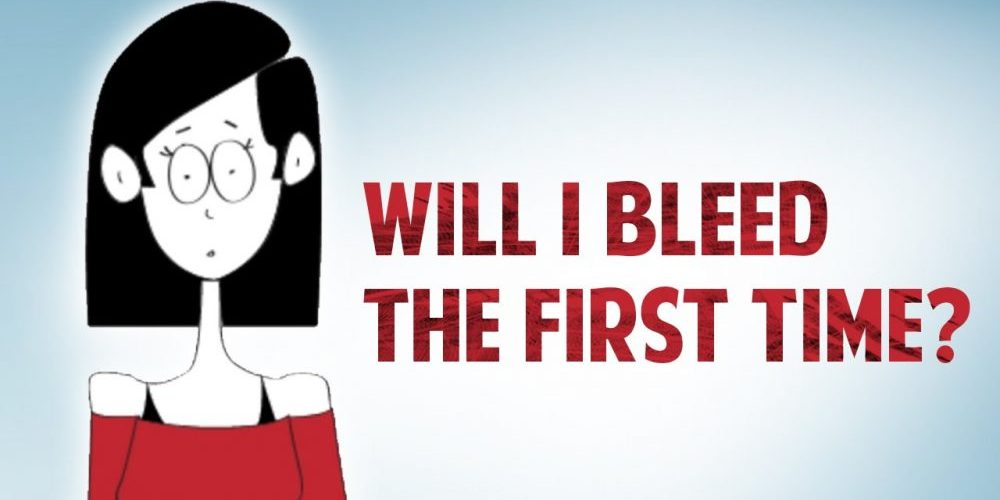 Will I bleed first time