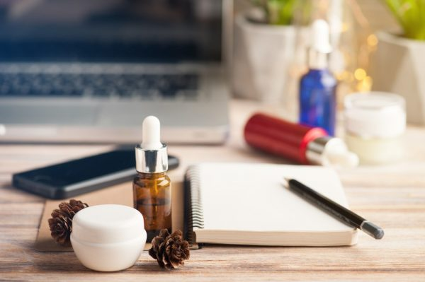 apply essential oils in office