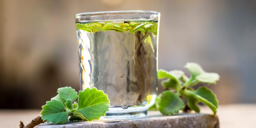 cover image for ajwain water