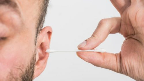 cover image for effective habits for ear cleaning
