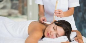 cover image for safety for ear candling