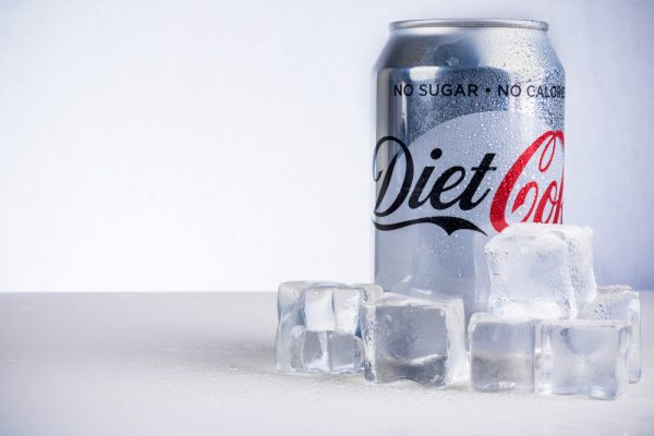 diet coke not healthy