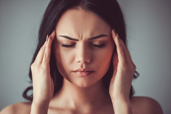 headache because of excess ajwain water