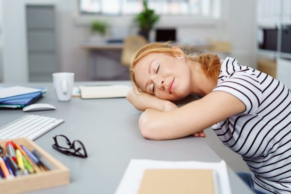 power nap in office