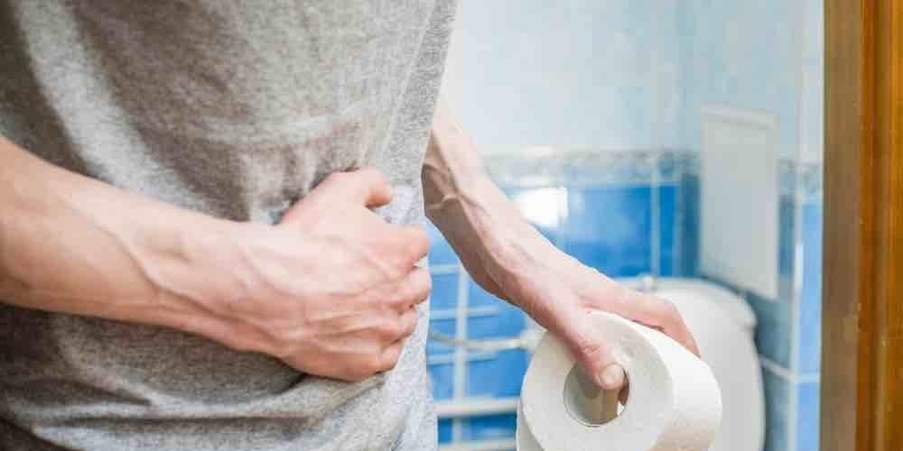 diarrhoea with stomach pain