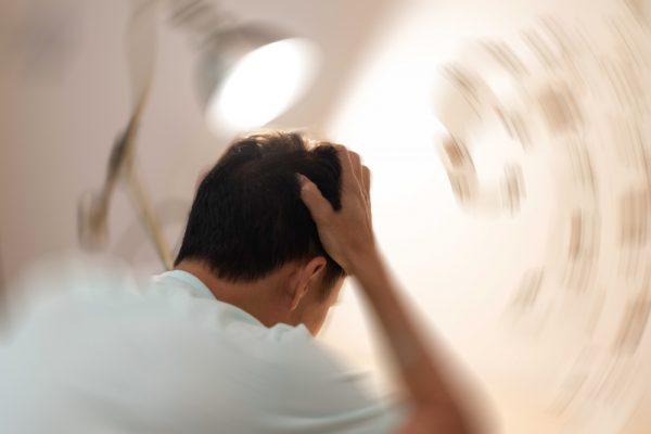 feeling of dizziness