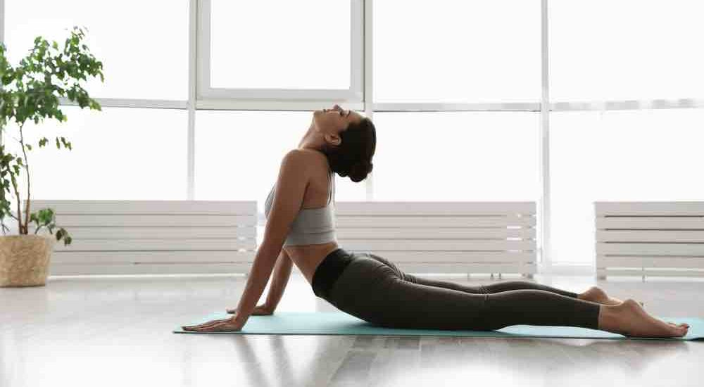 bhujangasana  yoga pose to prevent ovarian cyst