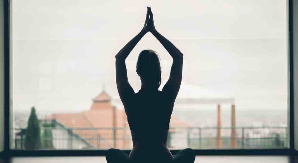 Yoga poses to prevent ovarian cyst