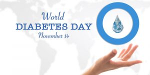 World Diabetes Day - 14 November