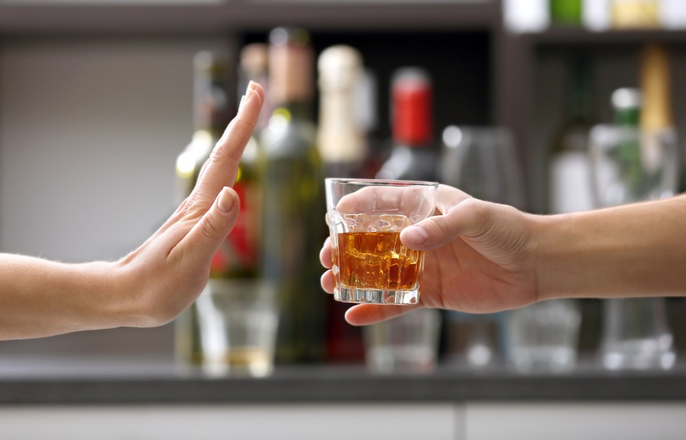 Avoid alcohol if you have Crohn's disease