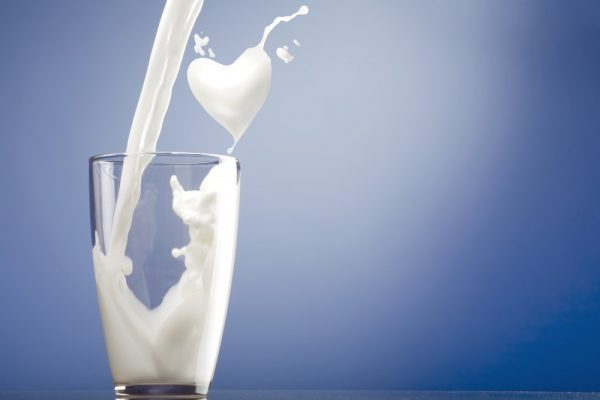 skim milk not healthy