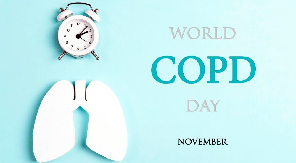 world copd day in november