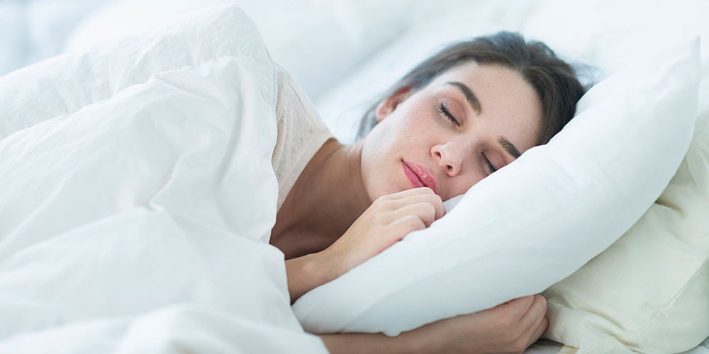 Change your sleeping position or posture