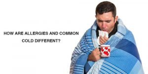 Cover image for difference between allergies and common cold
