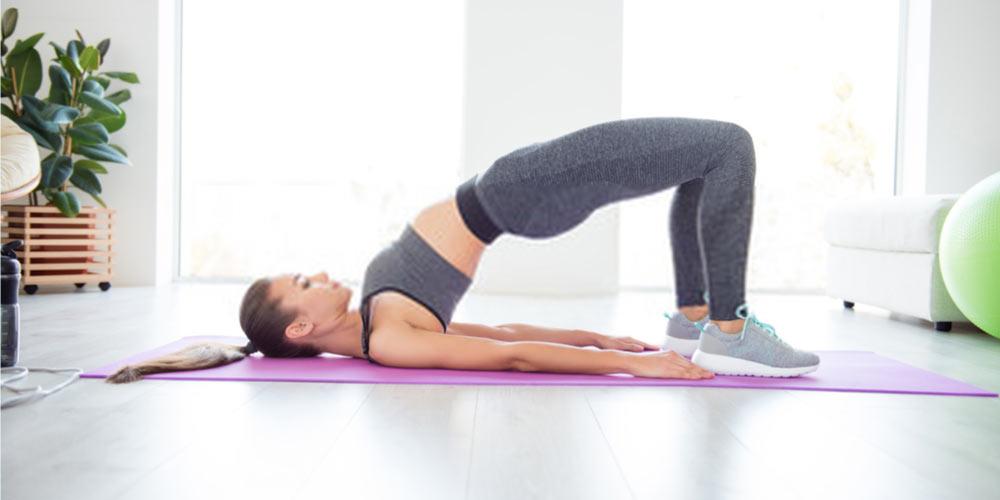 Exercises to strengthen the Abdomen