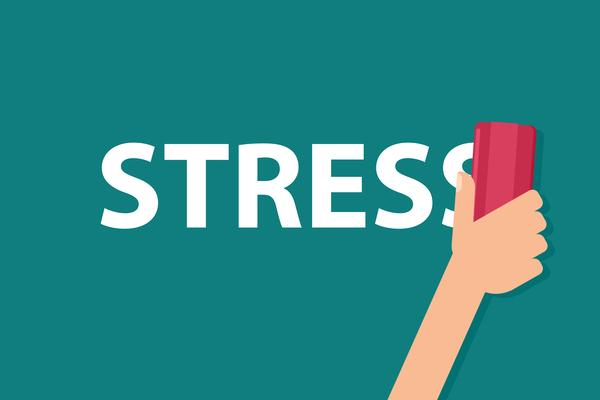Reduce stress to prevent hearing loss