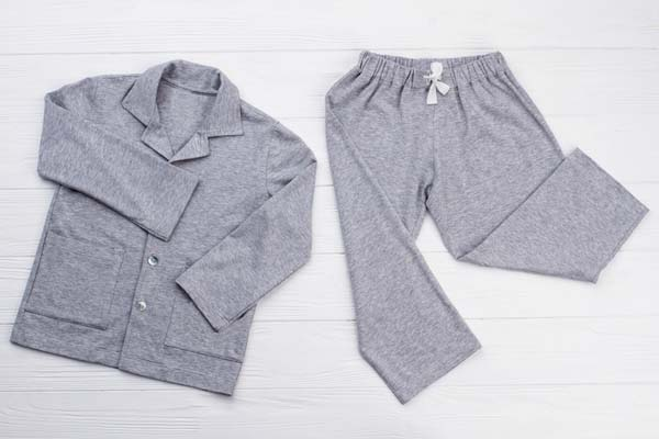 cotton pyjama suit