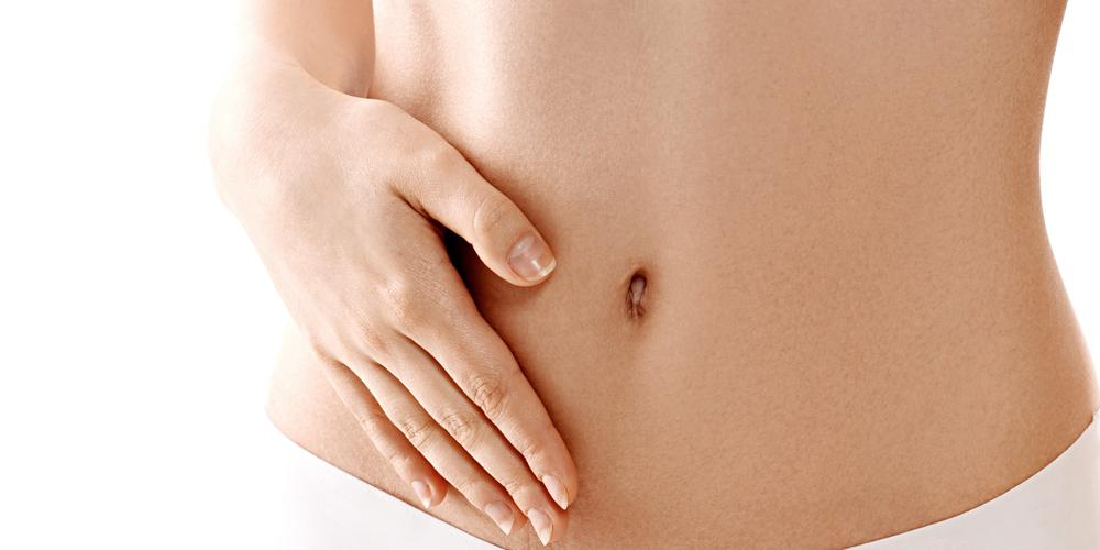 cover for benefits of oil in belly button