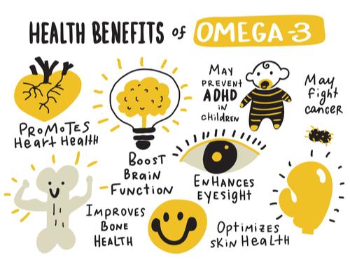 health benefits of Omega-3