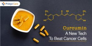 A new tech to beat cancer cells- curcumin