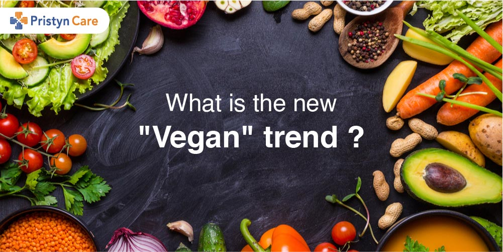 "What is the new ""Vegan"" trend?"