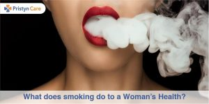 What does smoking do to a Woman's Health?