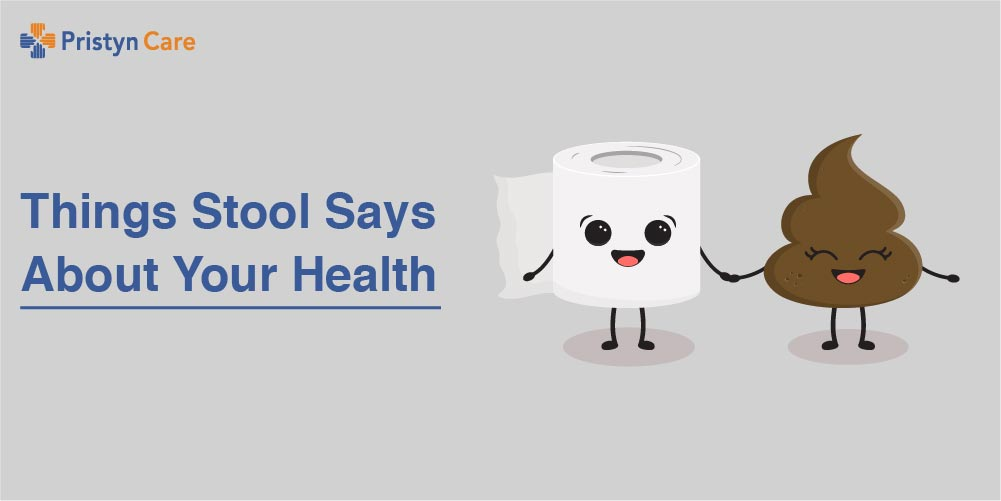 Things stool can say about your health