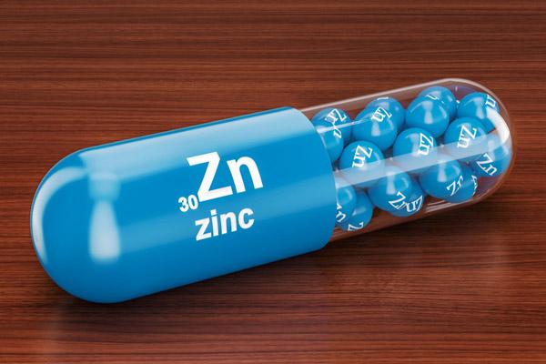 Blue Zinc capsule