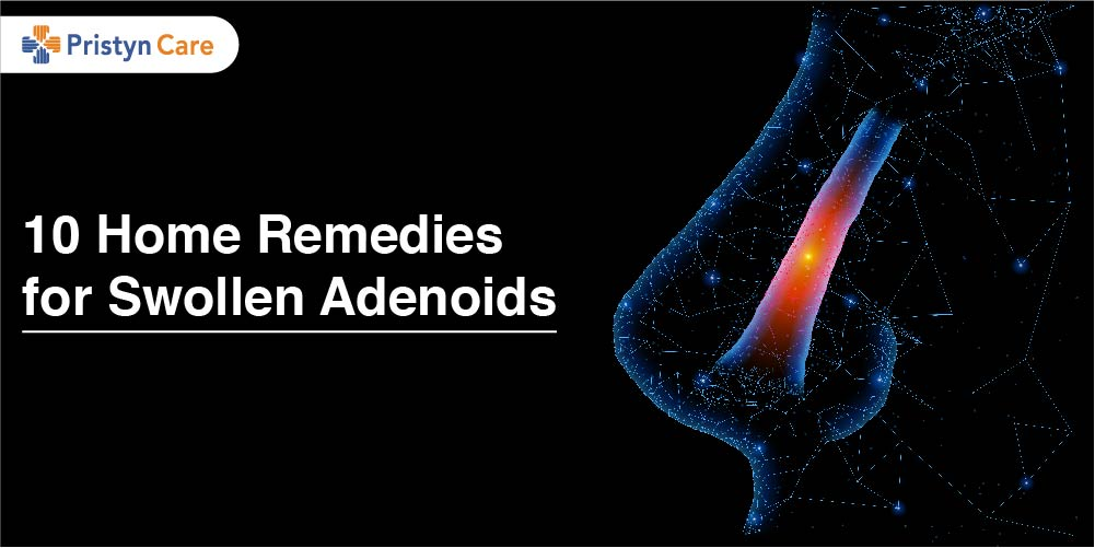 Cover for home remedies for swollen adenoids