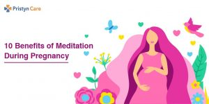 Cover image for benefits of meditation during pregnancy
