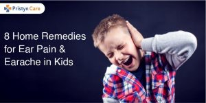 Cover image for home remedies for earache in kids