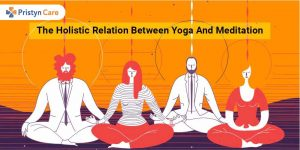 Cover image for yoga and meditation