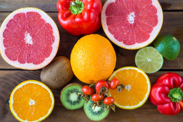 Fruits that are loaded with vitamin C