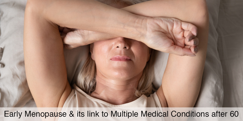 Early Menopause and its link to Multiple Medical Conditions after 60