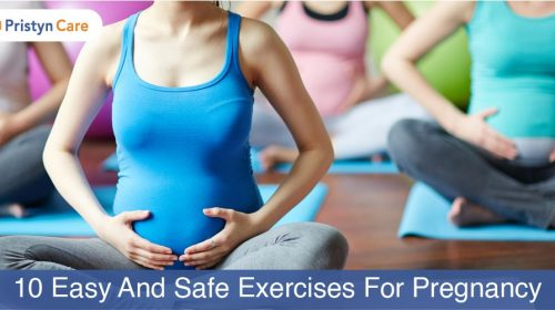 easy and safe exercise during pregnancy