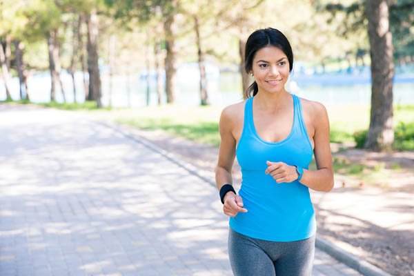 exercise to end period faster