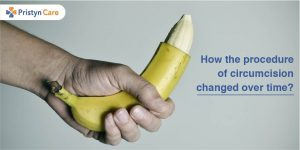 how the procedure of circumcision changed