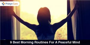 morning routines for peaceful mind