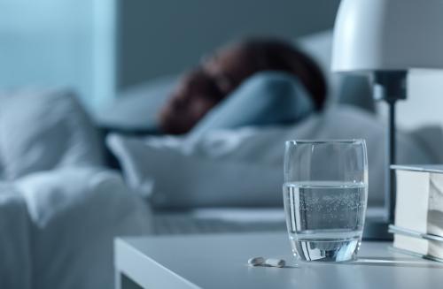Long-acting sleeping pills