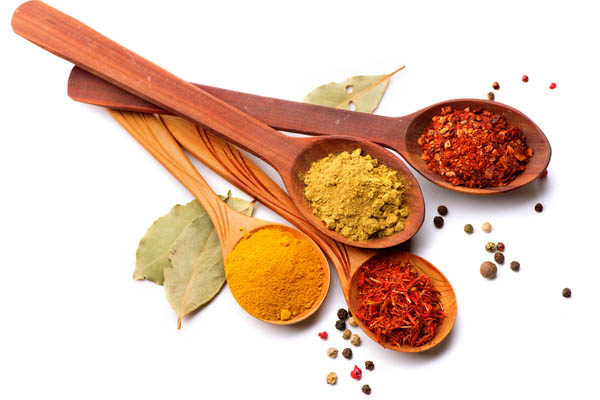 spices to end periods faster