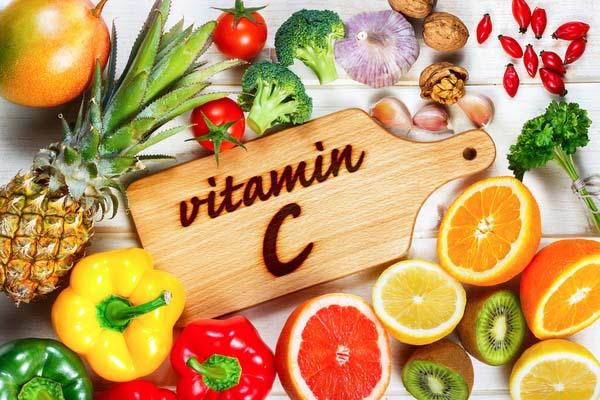 vitamin C for periods