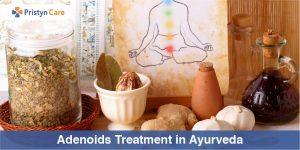 Adenoids medicine in Ayurveda