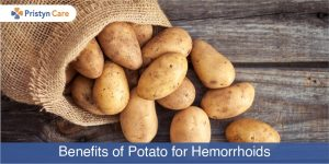 Benefits of potato for piles