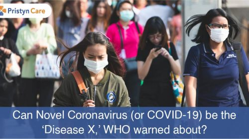 Can Novel Coronavirus (or COVID-19) be the 'Disease X,' WHO warned about?