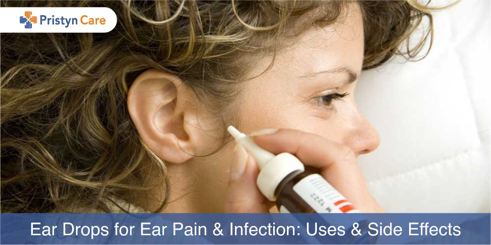Cover image for ear drops for pain
