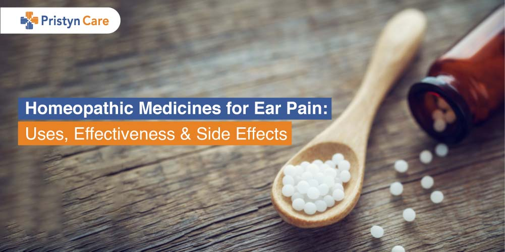 Cover image for homeopathic medicines for ear pain