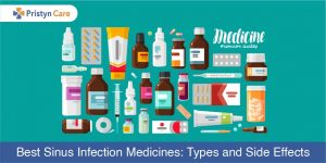 Cover image for medicines for sinus infections
