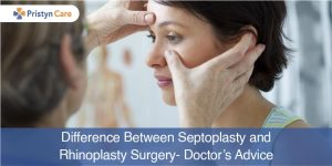 Cover image for septoplasty and rhinoplasty