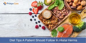 Diet tips in Hiatal hernia